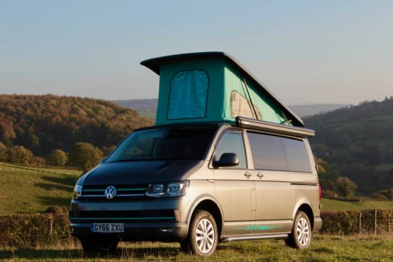'Bella' VW Transporter