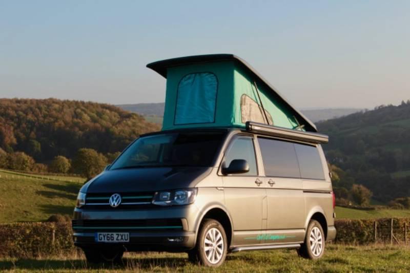 'Bella' VW Transporter