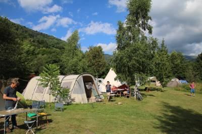 Ascou la Forge Camping Ascou la Forge, 09110 Ascou Frankrijk, Ariege, France