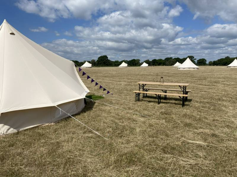 South Coast Glamping @ Teddy's Farm Battramsley Farm, Shirley Holms Road, Boldre, Lymington, Hampshire SO41 8NG
