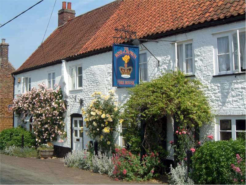 Rose & Crown Old Church Road Snettisham Norfolk PE31 7LX