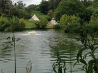 Lake View Luxury Bell Tent