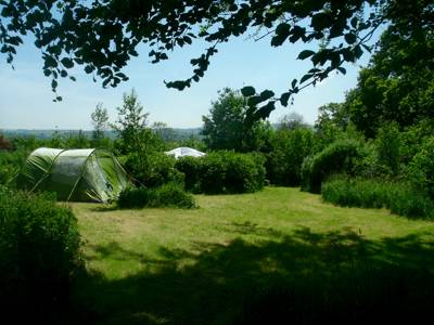 Camping Pitch for 2 people