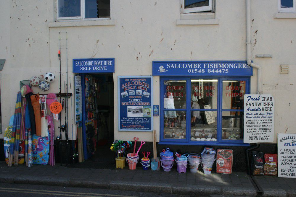 Salcombe Fishmongers