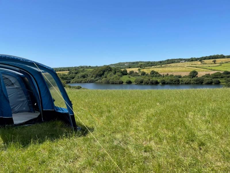 Lamanva Camping Lamanva Farm, Penryn, Cornwall TR10 9BJ