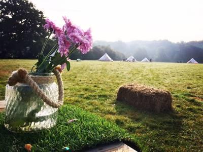 Canvas & Stars at Hale Farm Hale Farm, Hale Green, Chiddingly, East Sussex, BN8 6HQ