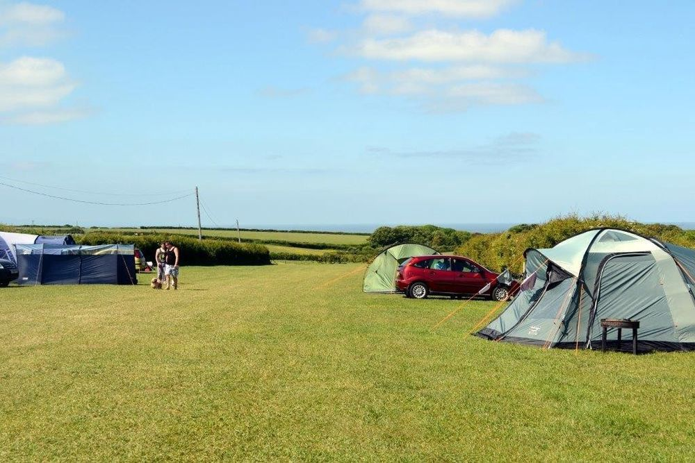 Campsites in Vale Of Glamorgan