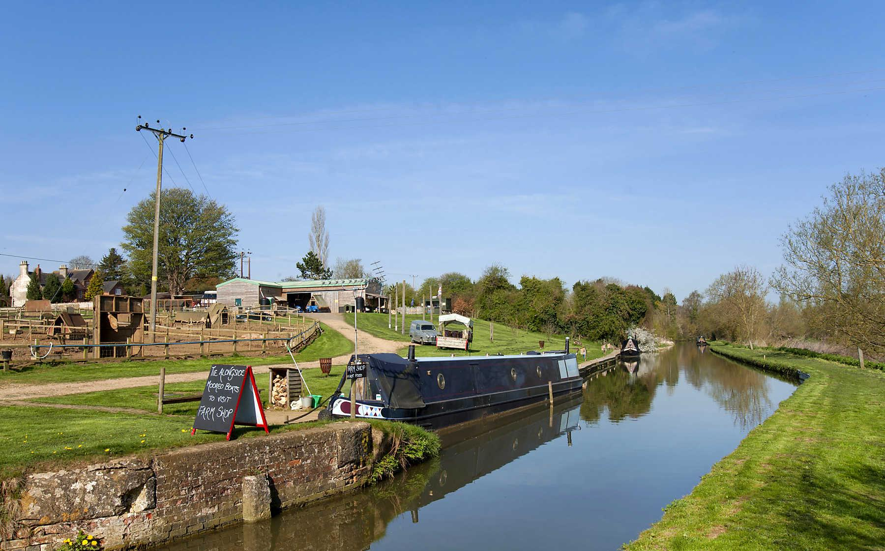 Campsites in Banbury holidays at Cool Camping