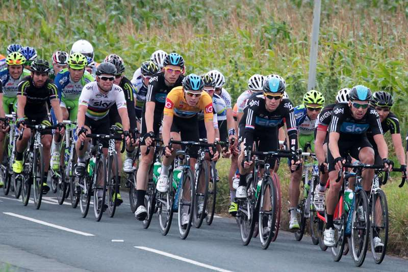 Tour of Britain September 15–22