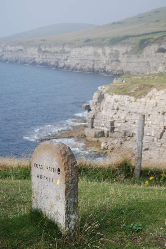 Walk from Worth Matravers to Winspit