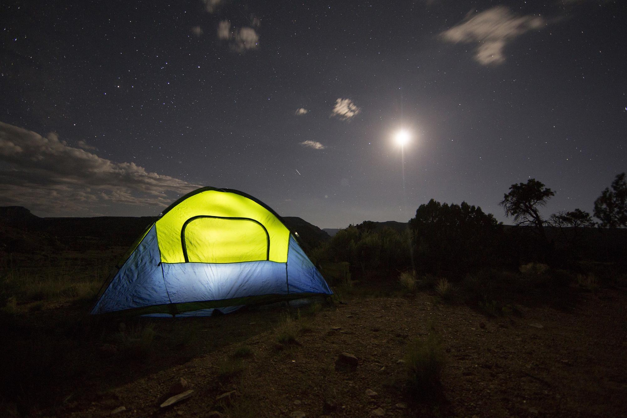 Wild Camping – Tips and advice for free camping in the wilderness