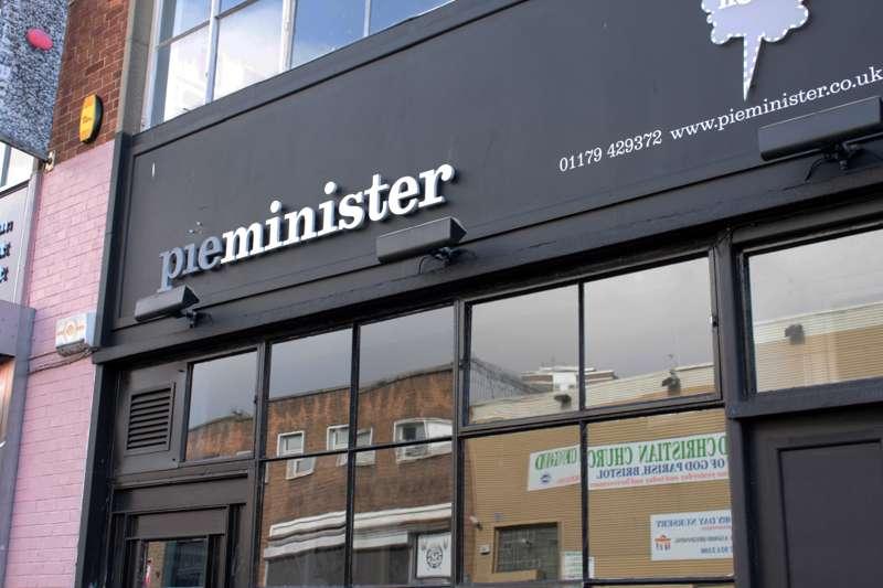 The Pieminister Pie Shop