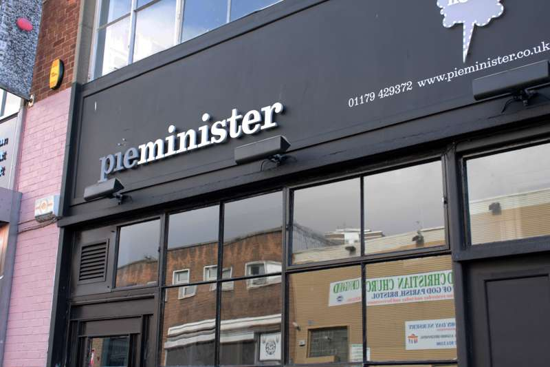 The Pieminister Pie Shop