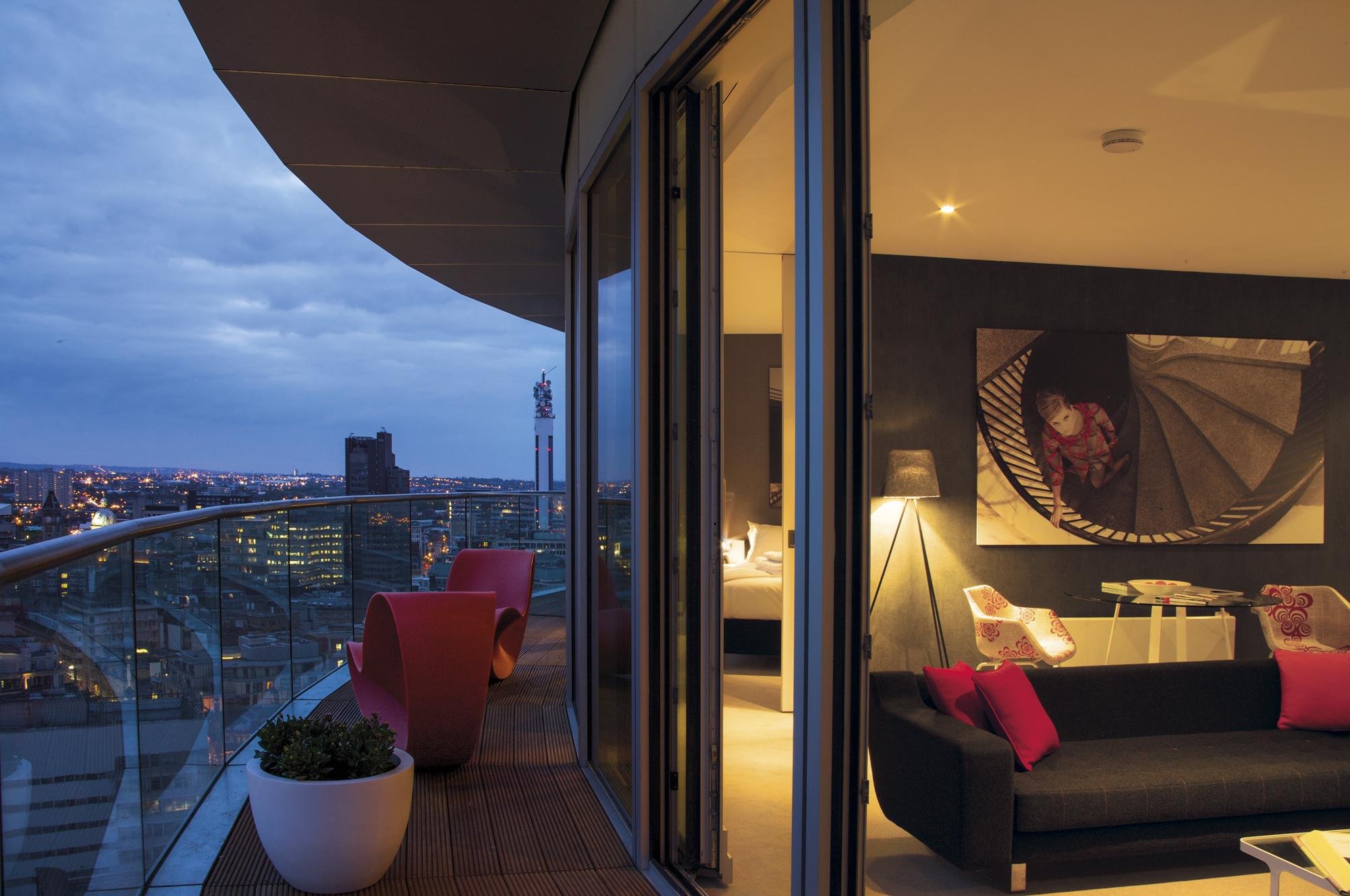 Hotels in West Midlands holidays at Cool Places