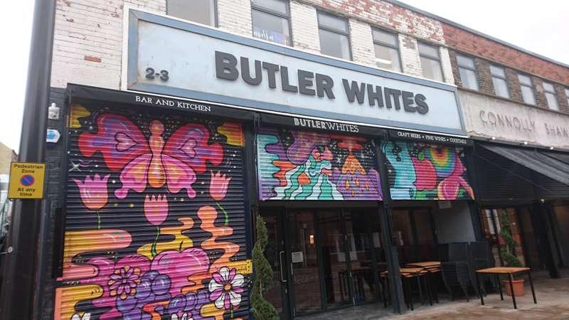 Butler Whites