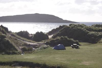 Sands Sands Caravan and Camping, Gairloch, Wester Ross IV21 2DL