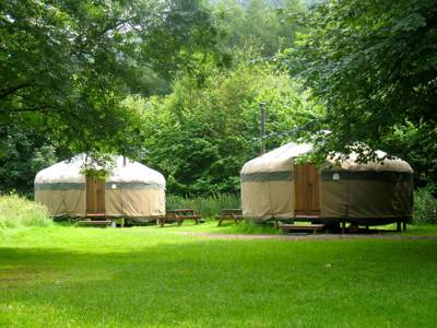 Magical Morrocan yurt glamping in the heart of the Lake District National Park.
