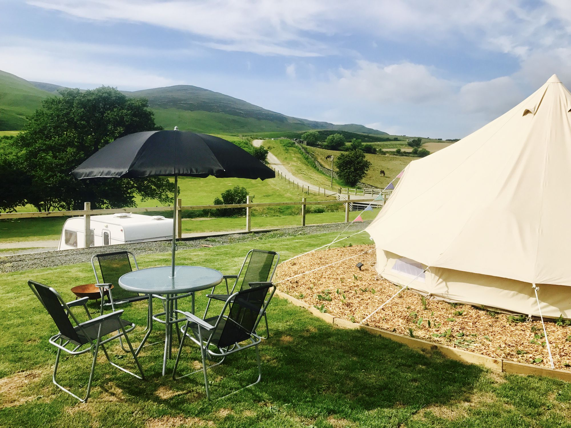 Lake District Glamping - Glamping in the Lake District, Cumbria from Glampingly