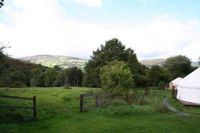 Broome Retreat Tyn-y-pant, Penygarnedd, Llanrhaeadr ym mochnant, Powys SY10 0AN