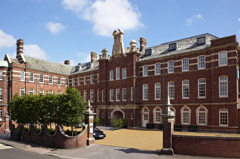 The Magdalen Chapter Hotel, Exeter