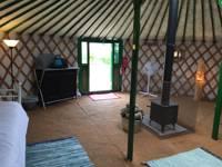 Cowslip Yurt