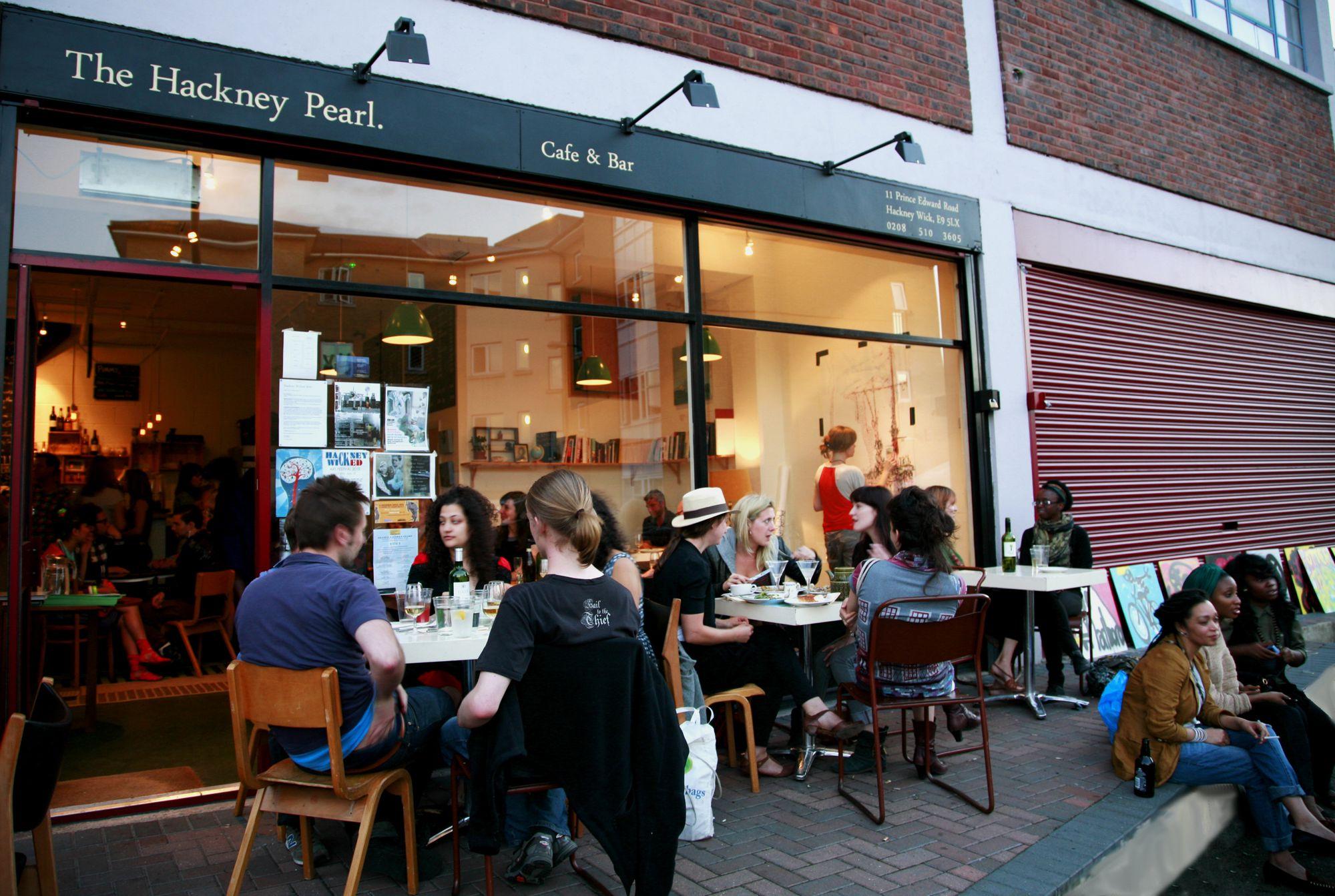 Hackney Pearl