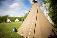 Medium Tipi 2 - Village Field