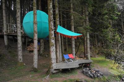 Breaking the glamping mould: 10 unique forms of glamping accommodation