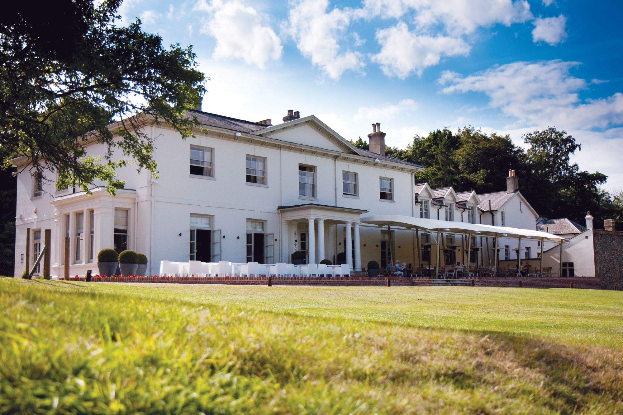 Hotels in Suffolk holidays at Cool Places