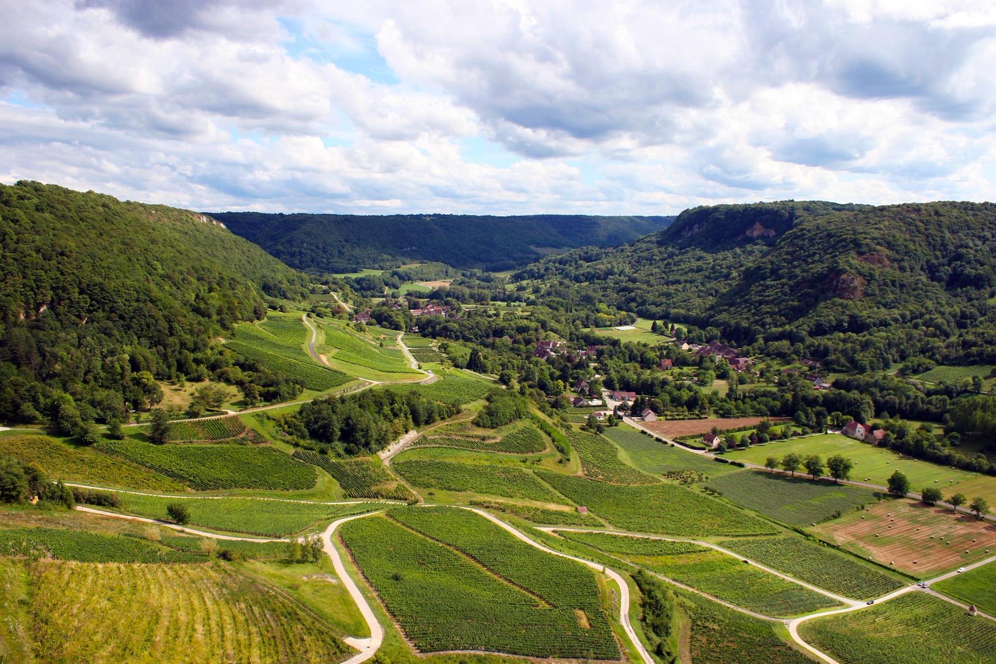 Campsites In Jura Best Camping In Jura France