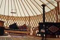 The Whitlingham Yurt