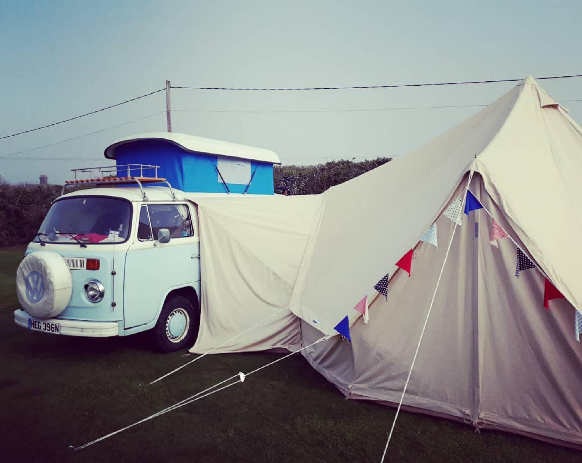 Campervan Hire and Motorhome Rental in Brighton – Cool Camping