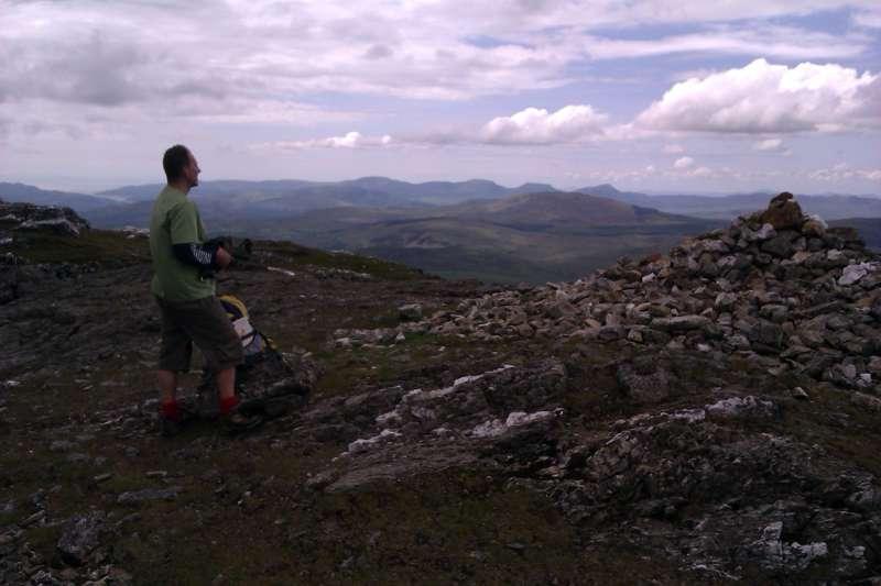 Aran Ridge, Snowdonia