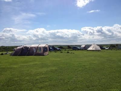 Llainpropert Camping Llainpropert Cottage, Croesgoch, St Davids, Pembrokeshire SA62 5JY