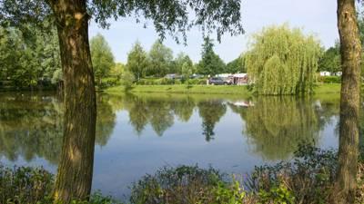 Camping Sites & Paysages de l'Étang Camping Étang, Route de St Mathurin-sur-Loire, 49320, Brissac Quincé, Maine-et-Loire, France