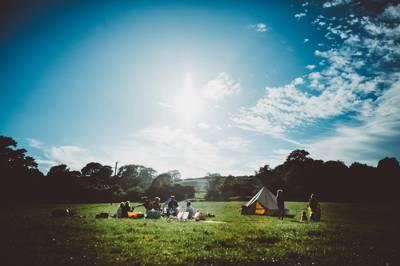 Hook Farm Campsite