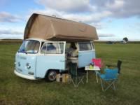 Maisie Rainbow Camper