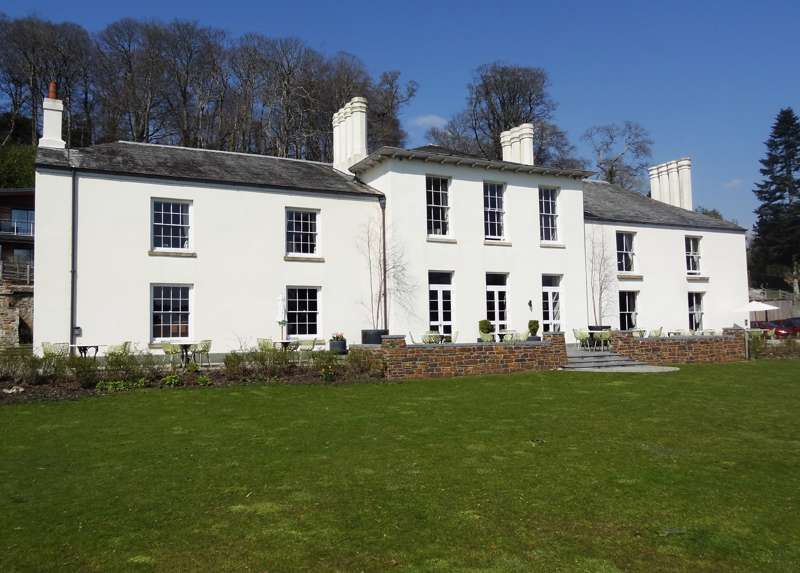 The Cornwall Hotel, Spa and Estate Pentewan Road St Austell Cornwall PL26 7AB