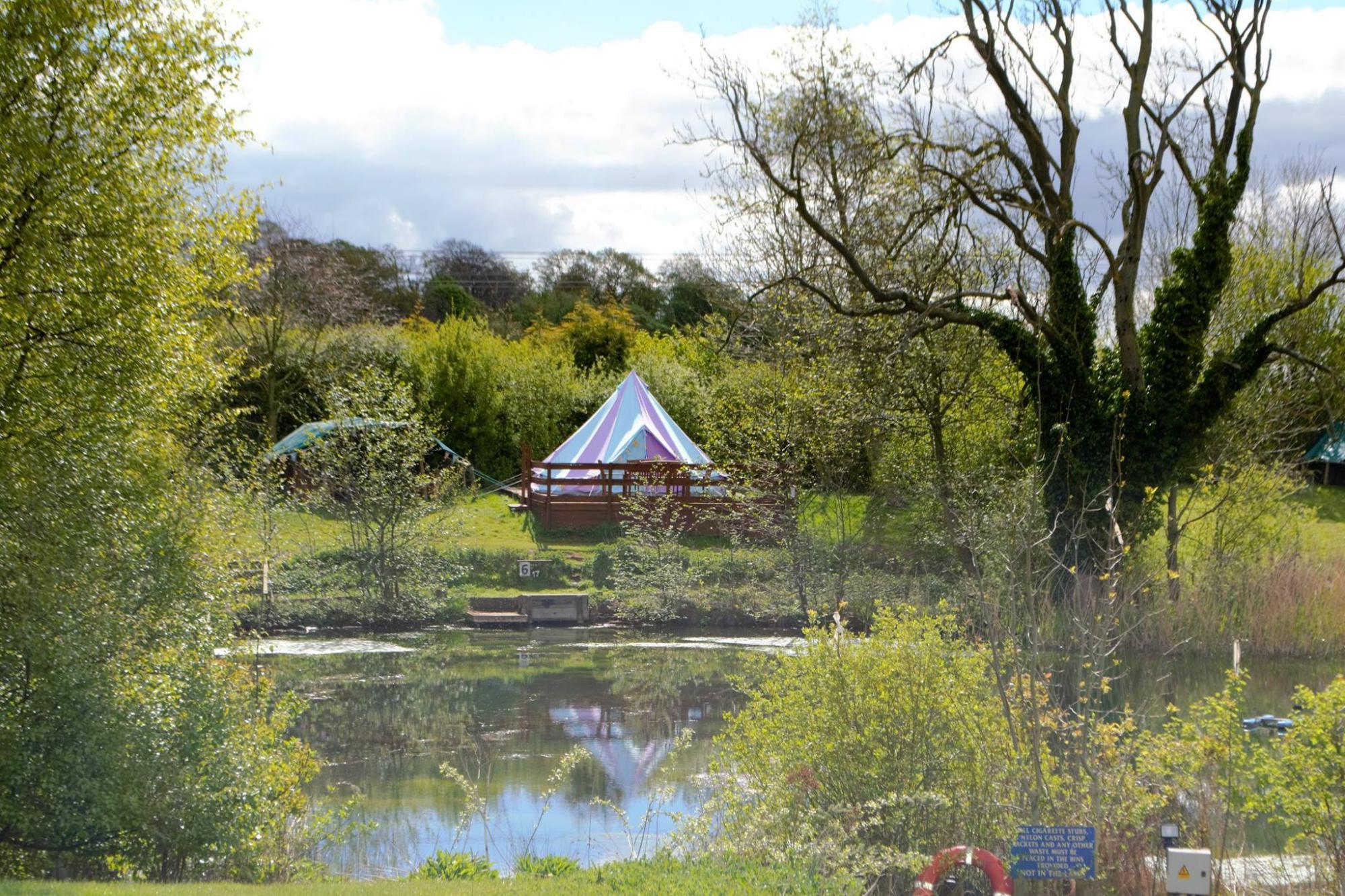 Glamping in Northallerton holidays at Cool Camping