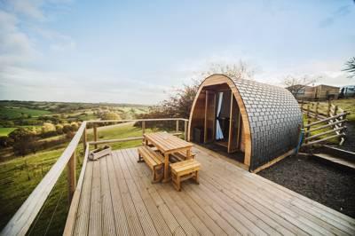 Mulino Pods Mulino Lodge, Kniveton, Derbyshire, DE6 1JR