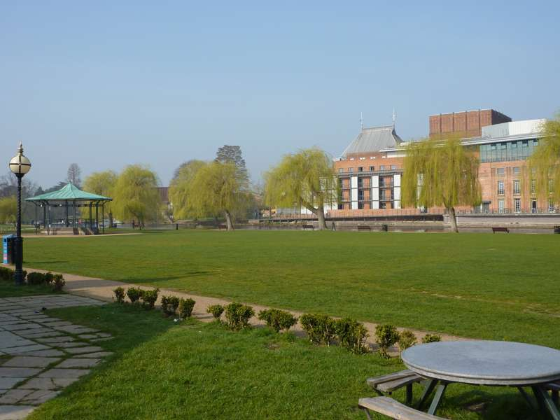 The Bancroft Gardens