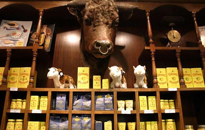 Colman's Mustard Shop