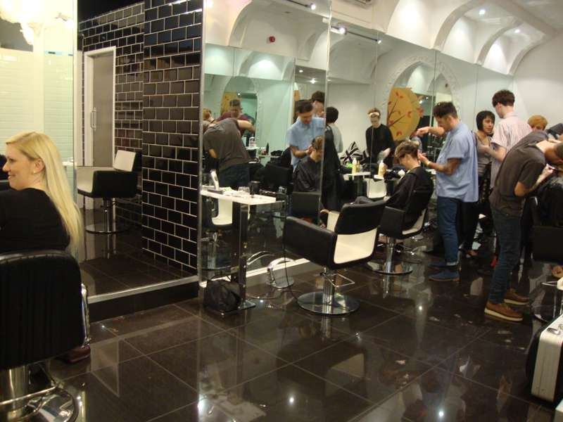 Bad Apple Hair