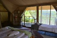 Tsavo East, Safari Lodge