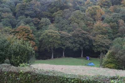 Camping is all about getting closer to nature, so what better place to camp than in a nature reserve.