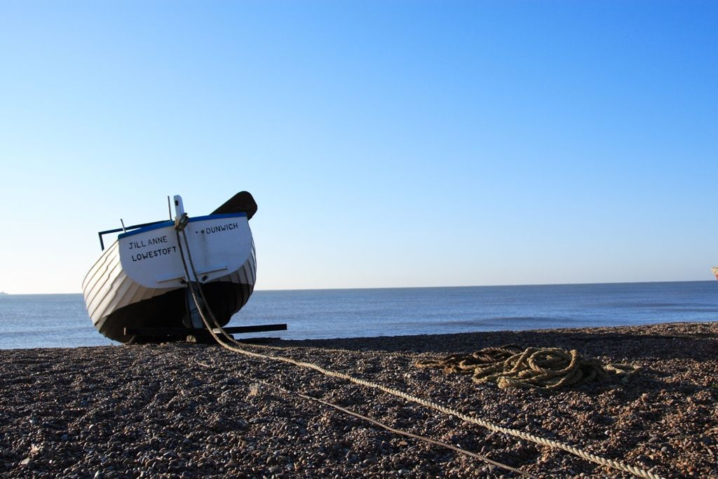 Suffolk Coast
