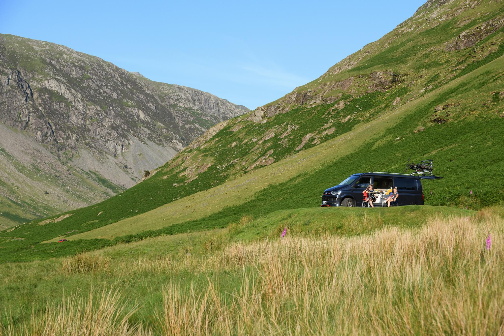 Campervan hire in the Lake District | Motorhome rental in the Lake District National Park