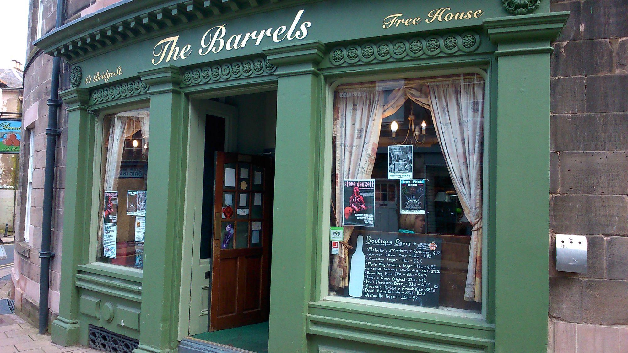 The Barrels Alehouse