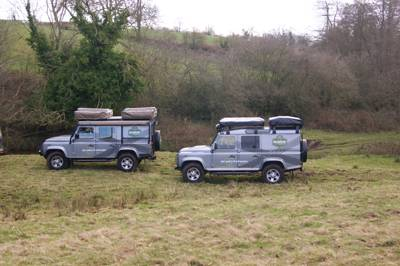 Plan your off-road adventure with these North-West England based 4-wheel drive specialists.