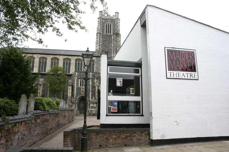 Maddermarket Theatre